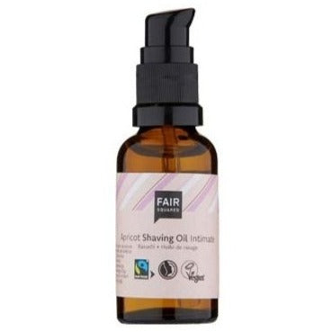 Apricot shaving oil-After shave balm-Fair Squared-MIISHA