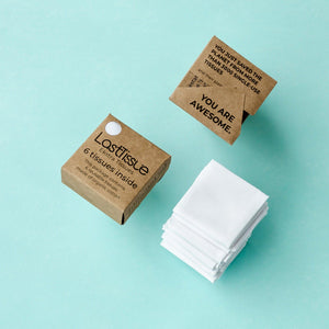 Reusable tissues LastTissue refill