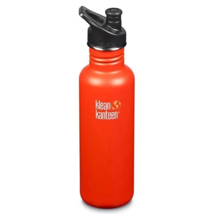 RVS waterfles Sierra Sunset-Waterfles-Klean Kanteen-MIISHA