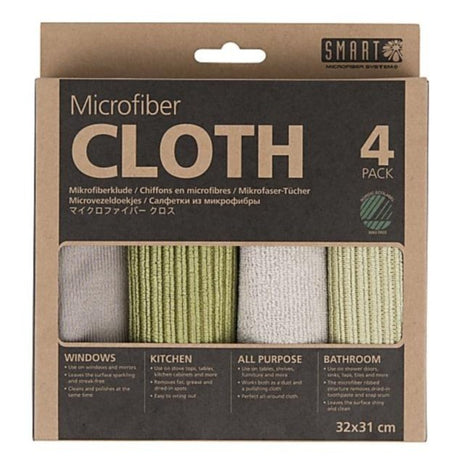 Eco microfiber cloths
