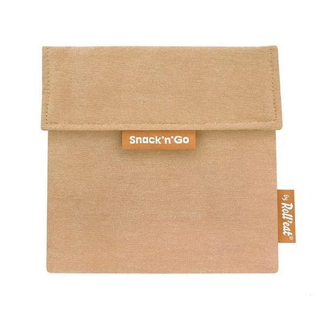 Herbruikbare snack bag camel-Snack bag-Roll'eat-MIISHA