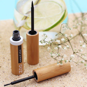 Bamboe penseel eyeliner-Make-up-ZAO-MIISHA | Eco webshop