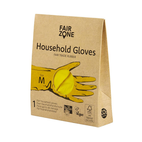 FSC Latex household gloves