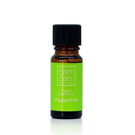 Organic essential oil peppermint
