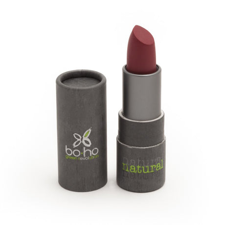 Natuurlijke vegan lippenstift groseille-Make-up-Boho Green Make-up-MIISHA