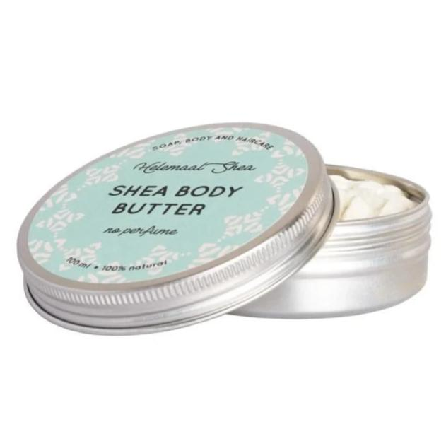 Shea body butter-Body lotion-Fair Squared-MIISHA