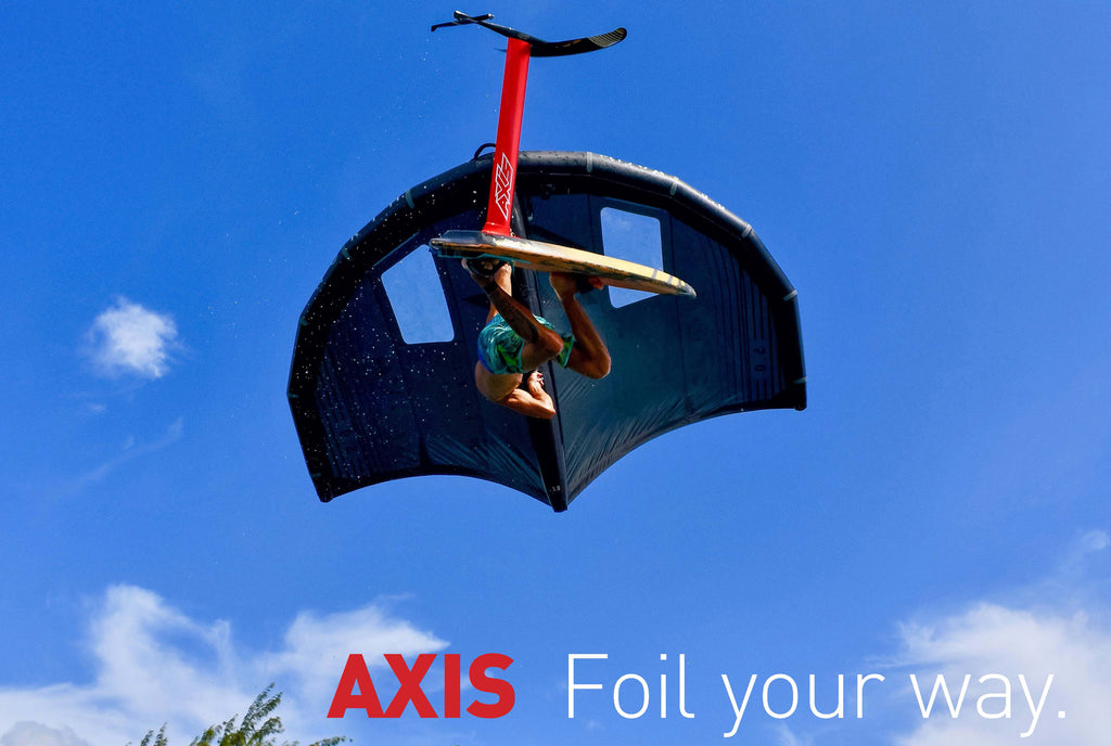 About AXIS Foils