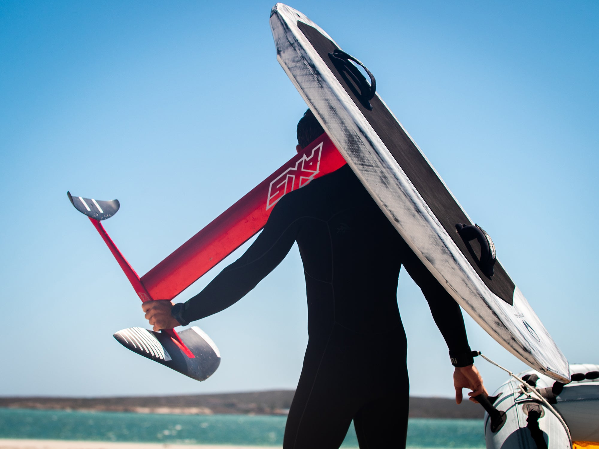 AXIS Foils Wing Surfer