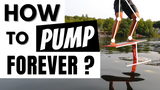 AXIS Foils Wake Thief How To Pump Forever
