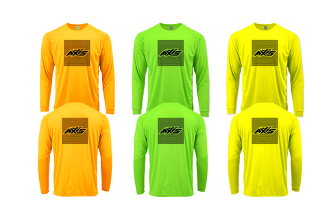 AXIS Foils Long Sleeve Rashguard