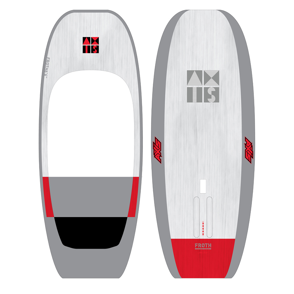 "Froth 5'5"" Carbon Foilboard"