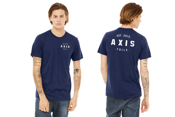 AXIS Foils T-Shirt Established