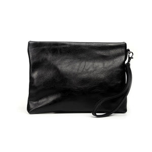 "Solid ""Money Bag"" Clutch Bag"