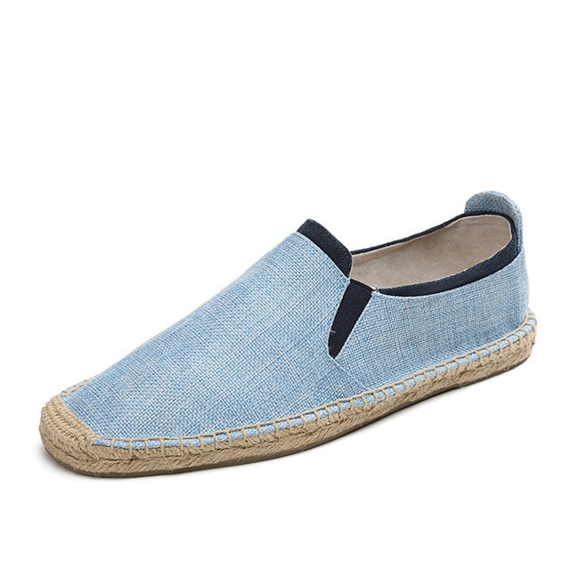 TFM Design Espadrilles in Blue