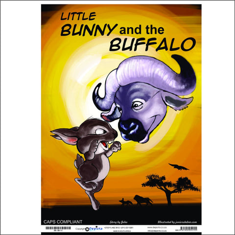 Little Bunny and the Buffalo (Big Book)