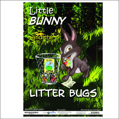 Little Bunny and the Litter Bugs (Big Book)