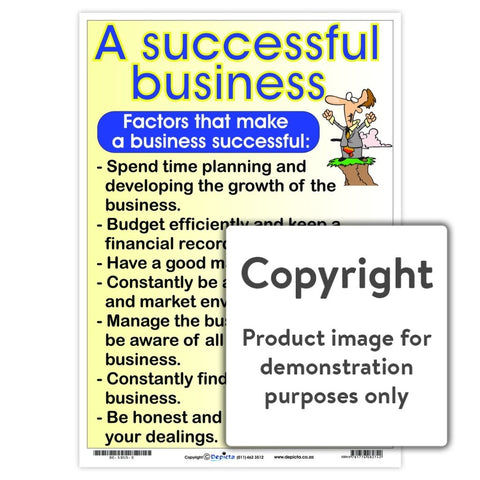 A successful businesses