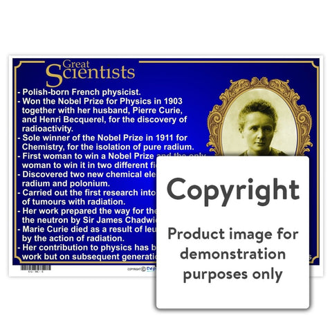 Great Scientists: Marie Curie