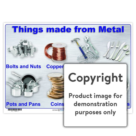 Things made from Metal
