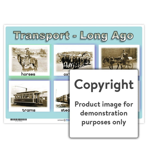 Transport: Long Ago
