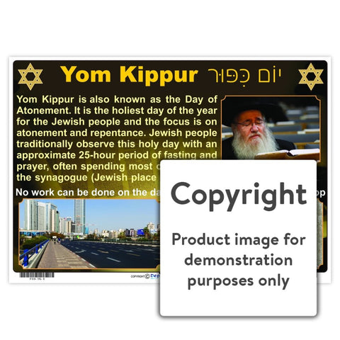 Yom Kippur - English