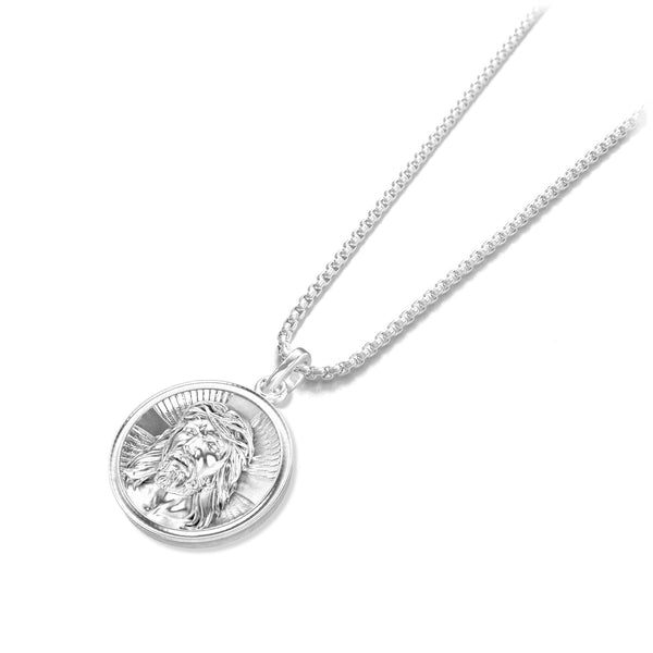 Holiness - Sterling silver - ndm-jewelry
