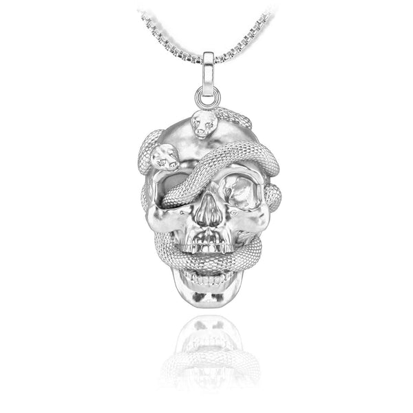 Surrender - Sterling silver - ndm-jewelry