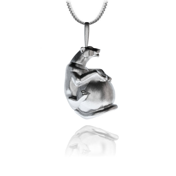 The Protector - Sterling silver - ndm-jewelry
