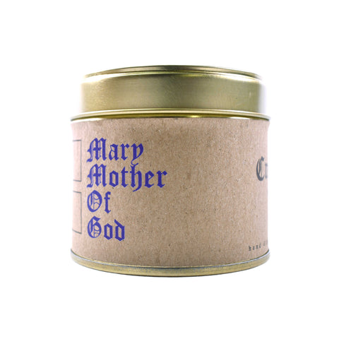 mary mother of god - tin