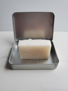 All natural 2-in-1 solid shampoo + soap bar
