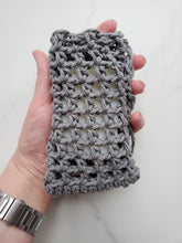 Load image into Gallery viewer, Cotton mesh soap saver bag