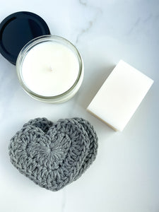 4 oz soy wax essential oil candle