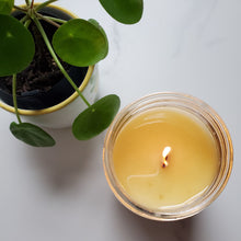 Load image into Gallery viewer, 4 oz autumn scented soy wax candle