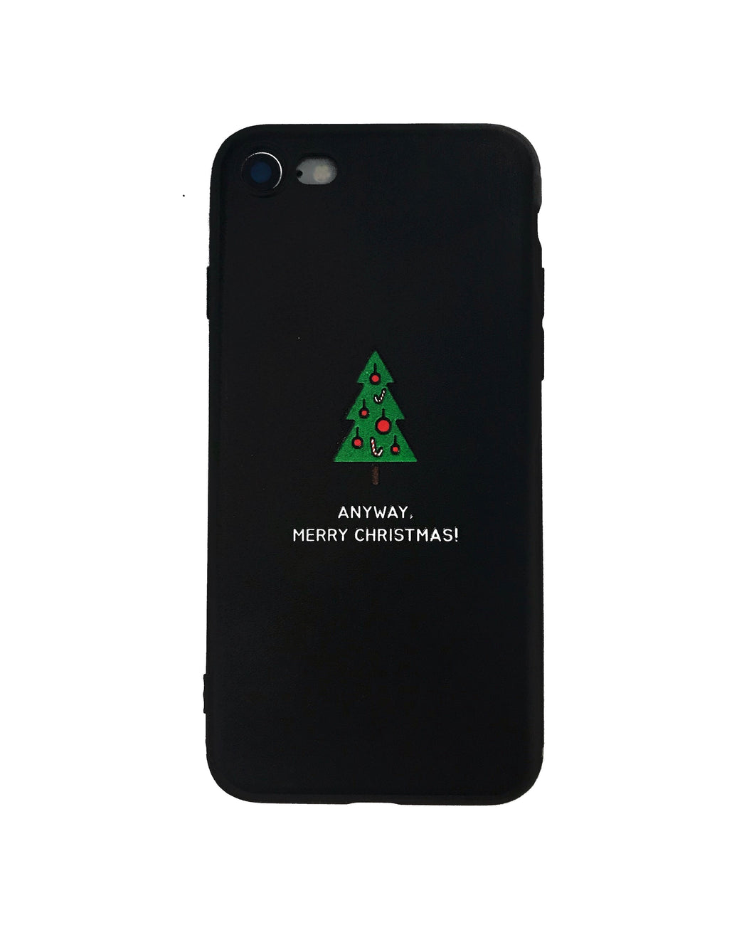 Anyway Merry Christmas iPhone tok