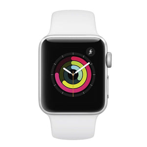 Apple Watch Series 3 Silver 38MM Garanciával