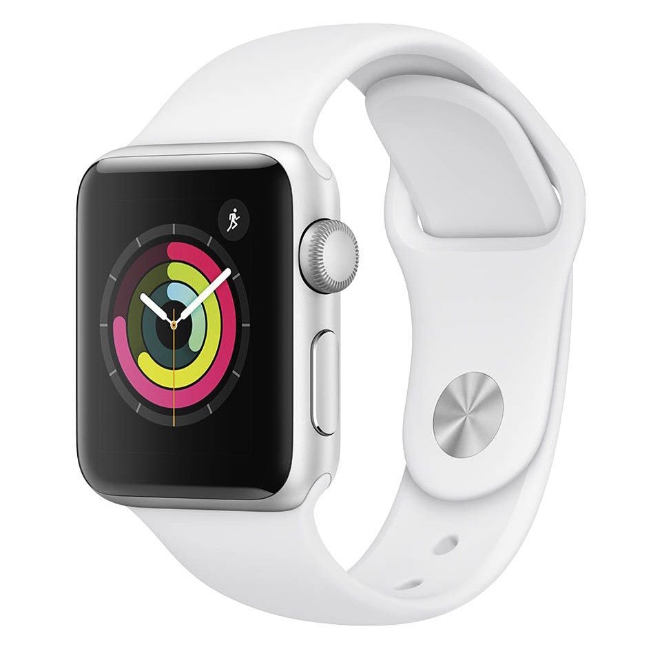 Apple Watch Series 3 Silver 42MM Garanciával