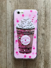 Unicorn Coffee iPhone Tok