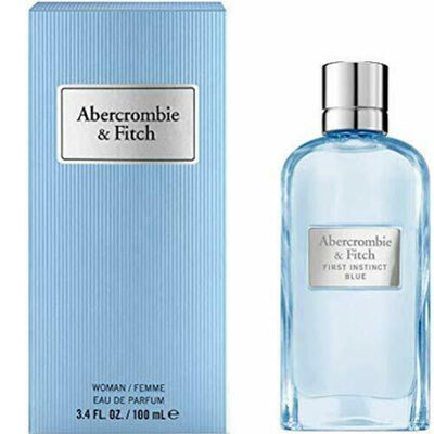 Abercrombie & Fitch First Instinct Blue for Her Eau de Parfum 100ml Spray
