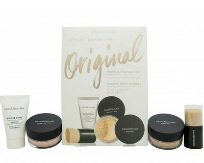 bareMinerals Nothing Beat Original Light Gavesæt 4 Dele