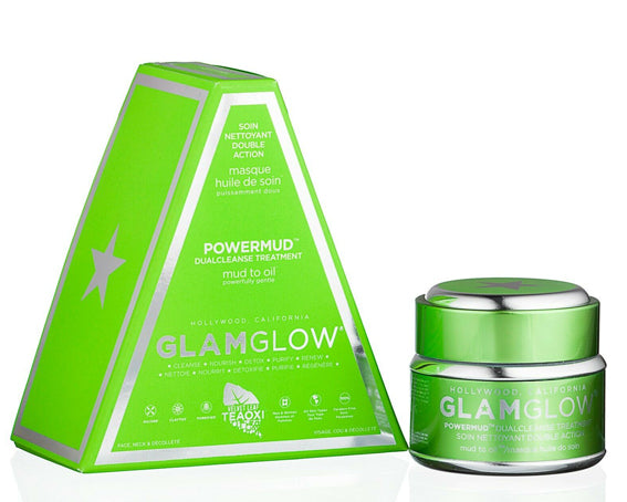 Glamglow PowerMud Dual Cleanse Kur 50ml