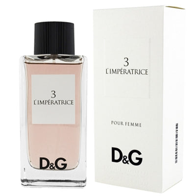 Dolce & Gabbana D&G 3 L'Imperatrice Eau De Toilette 100ml Spray