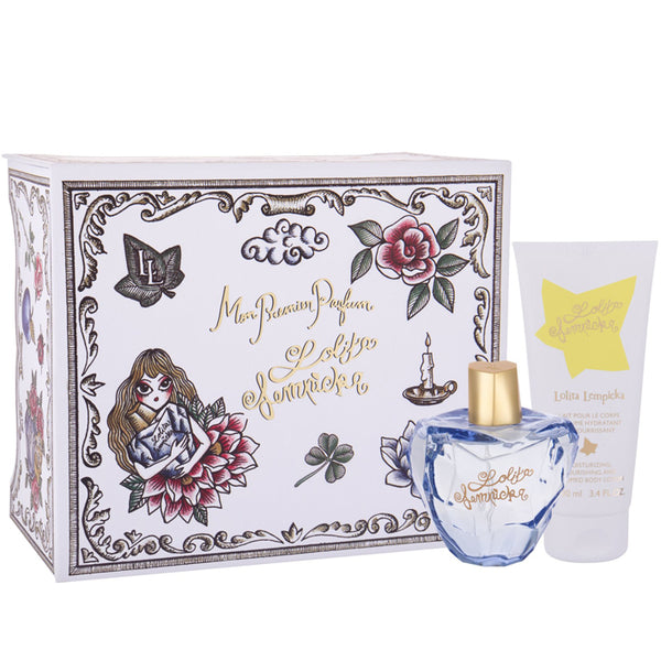 Lolita Lempicka Gavesæt 100ml EDP + 100ml Body Lotion