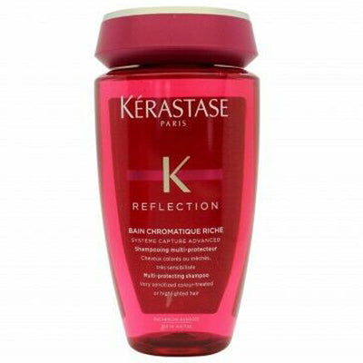 Kérastase Reflection Bain Chroma Riche Luminous Softening Shampoo 250ml - For Afbleget og Farvet Hår