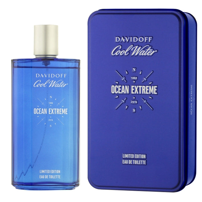 Davidoff Cool Water Ocean Extreme Eau de Toilette 200ml Spray
