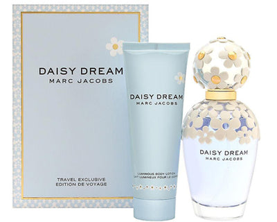 Marc Jacobs Daisy Dream Gavesæt 100ml EDT + 75ml Body Lotion