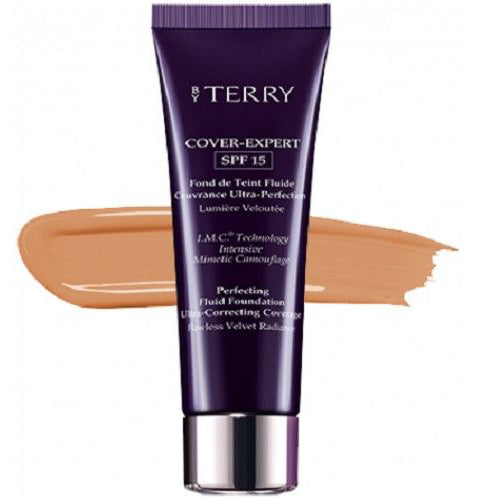 By Terry Cover Expert Perfecting Fluid Foundation SPF15 35ml - 11 Amber Brown