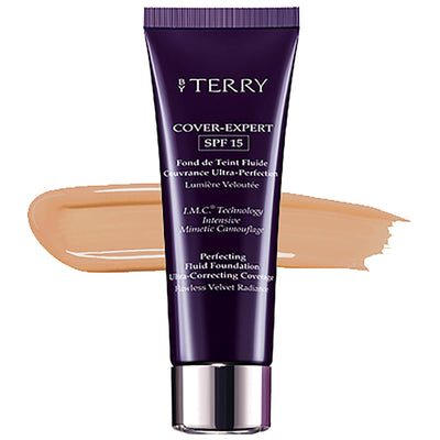 By Terry Cover Expert Perfecting Fluid Foundation SPF15 35ml - Intense Beige
