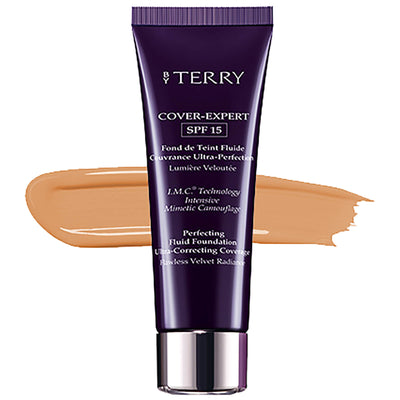 By Terry Cover Expert Perfecting Fluid Foundation SPF15 35ml - Honey Beige
