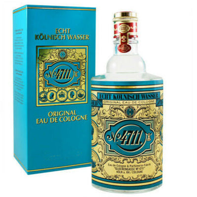 Mäurer & Wirtz 4711 Eau De Cologne 400ml Splash