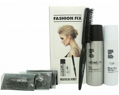 Label.m Fashion Fix Gavesæt 200ml Dry Shampoo + 200ml Blow Out Spray